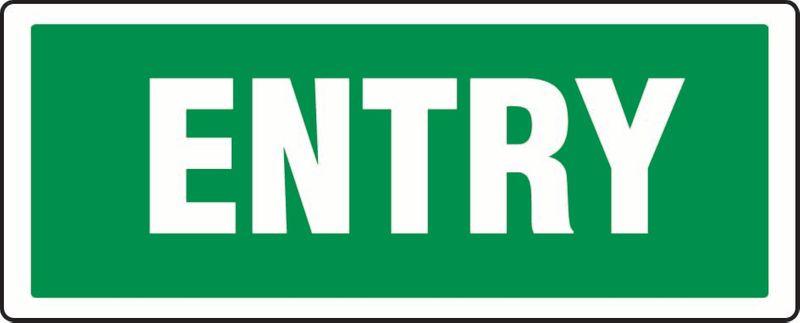Entry Coreflute