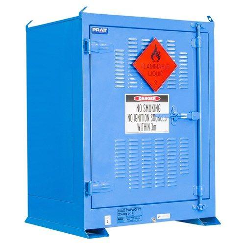 Outdoor Dangerous Goods Cabinet 250L