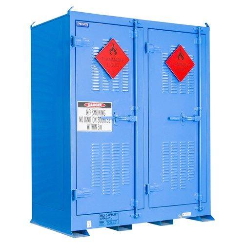 Outdoor Dangerous Goods Cabinet 450L