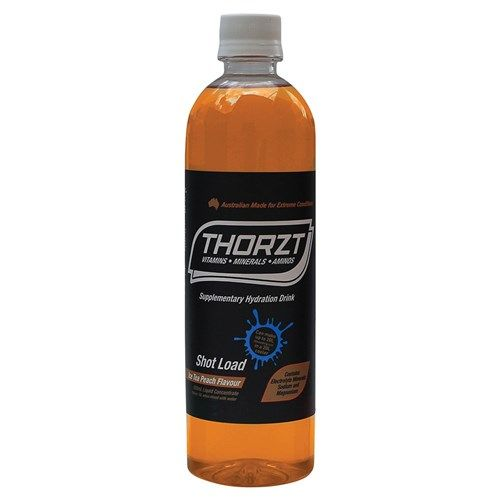 Thorzt Liquid Concentrate Iced Tea Peach