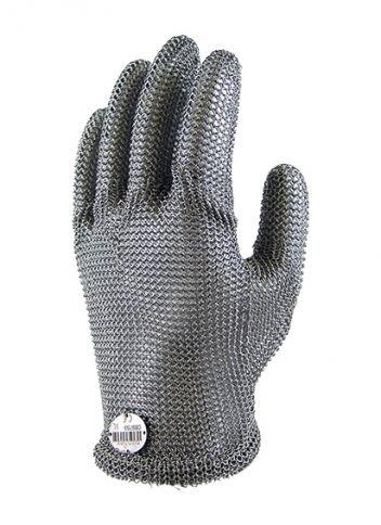 Lynn River Manabo Niroflex Chainmesh Wrist Length Gloves