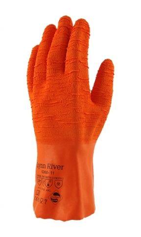 Lynn River Rubber Grip Gloves