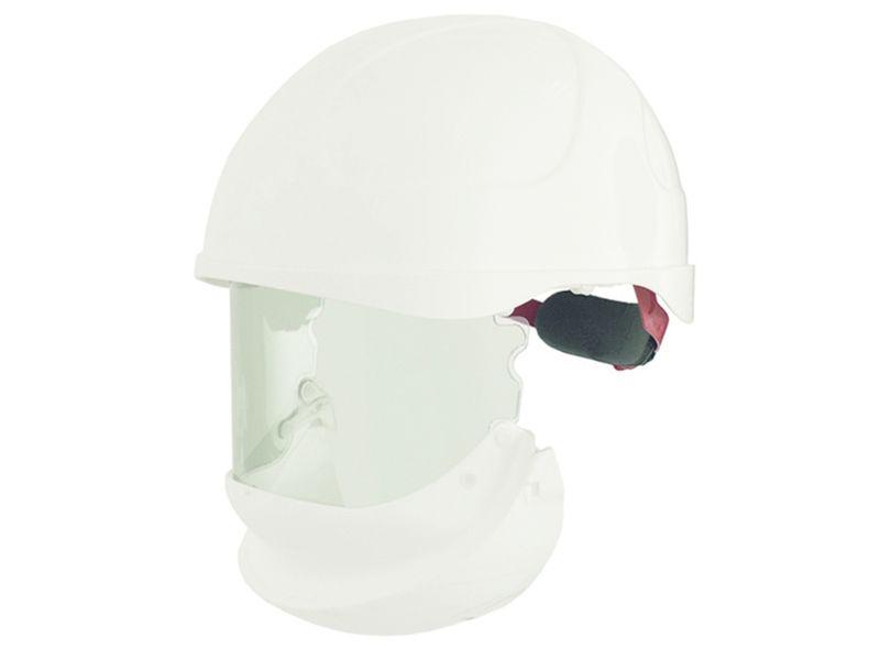 ErgoS Intec Power 28Cal Helmet with Integrated Face Shield