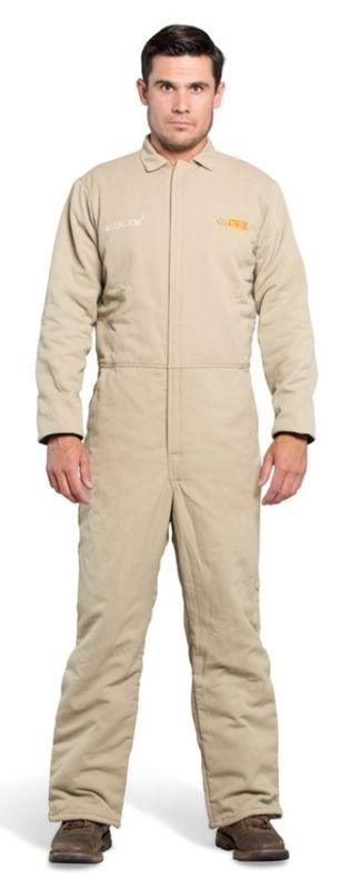 40Cal Premium Light Weight Jacket Bib Overalls, Lift Front, Clear Lens, Bag