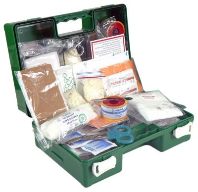 QSI Catering Kit Wall Mountable Plastic Box