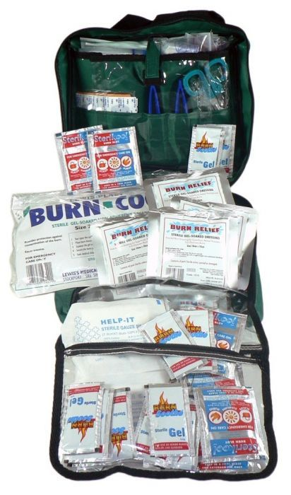 QSI Industrial Burns Kit