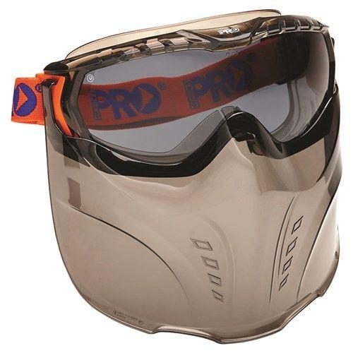 Pro Choice Vadar Goggle Shield Smoke Lens