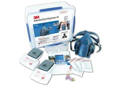 3M 7535 Asbestos/Dust Respirator Kit Comfort Plus Series