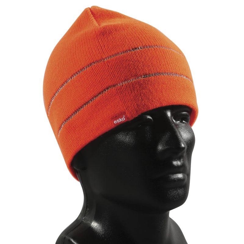 Esko Good2Glow Hi-Vis Beanie Orange