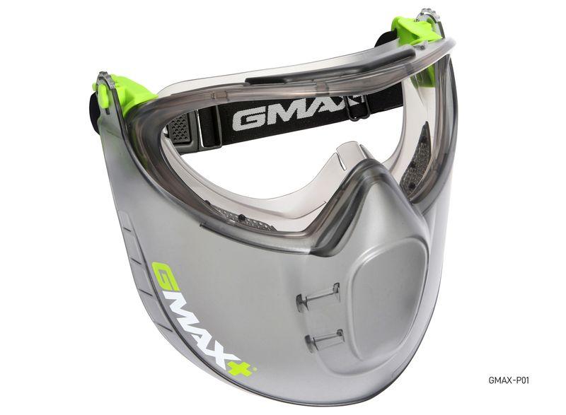 Esko GMAX+ AF Lens Vented Goggle FU FS Impact / Splash Protection AS/NZS Clear Lens