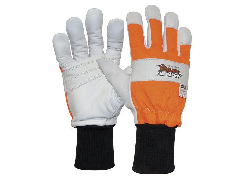Esko Powermaxx Ballistic Class 1 Chainsaw Protection Gloves