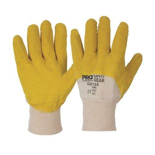Prosafety Glass Gripper Gloves