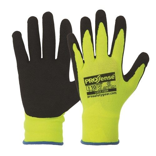Prosense LFN Latex Foam Gloves