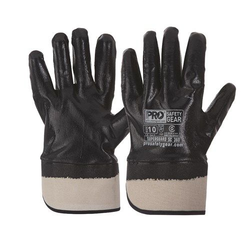 Prosafety Super-Guard Fully Dipped Safety Cuff Glove