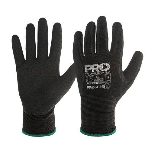 Prosense Assasin Nitrile Grip Glove
