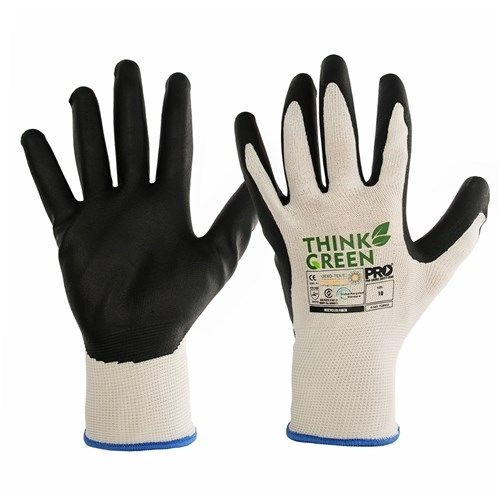 Prochoice Think Green Nitrile Dip Recycled Glove