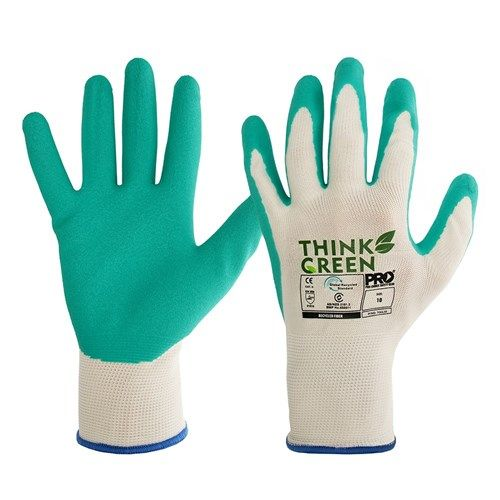 Prochoice Think Green Latex Grip Recycled Glove