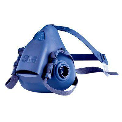 3M 7501 Half Facepiece Reusable Respirator 7500 Series S