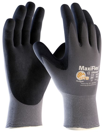 Armour Safety Maxiflex Ultimate Open Back