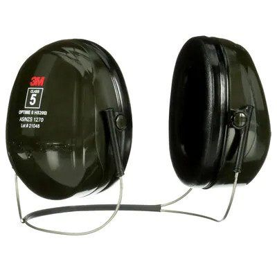 3M Peltor X4B Neckband Format Earmuffs Class 5 SLC80 31dB X4 Series