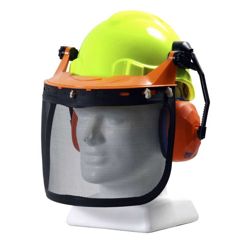 Esko Hard Hat Forestry Combo Assembled Available With Any TN1R Hard Hat