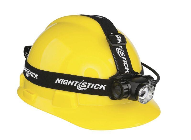 Esko Nightstick Dual-Light LED Headlamp USB Rechargeable