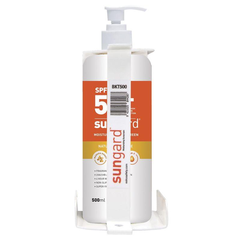 Esko Sungard Lockable Wall Mounting Bracket For Pump Bottle 500ml