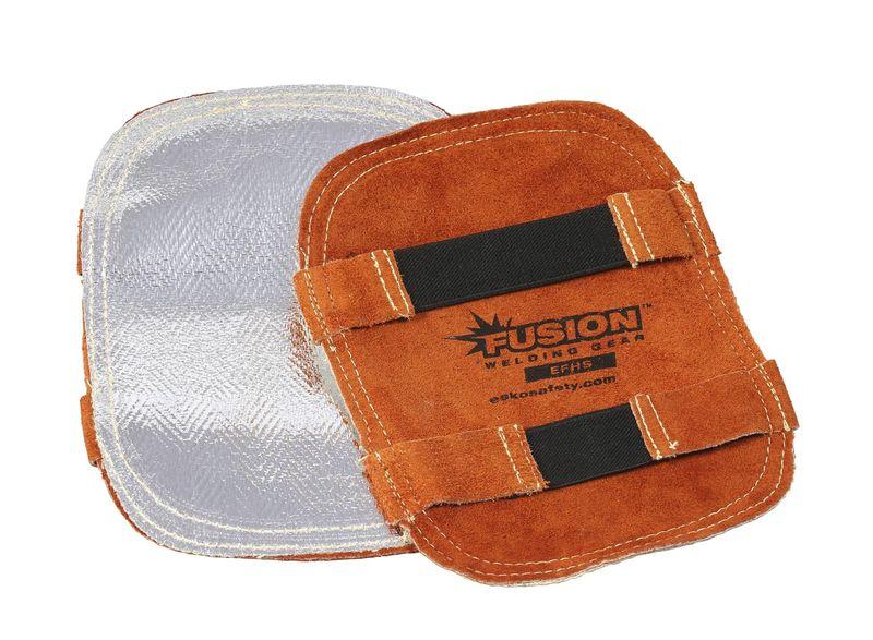 Esko Fusion Hand Shield Aluminized Leather Welding Shield
