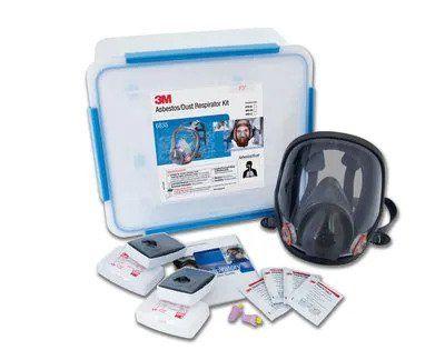 3M 6835 Asbestos/Dust Respirator Starter Kit P3