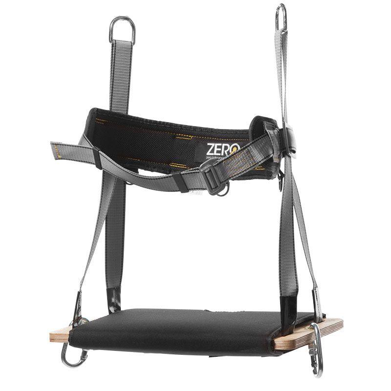 Zero Bosuns Suspension Seat with Belt
