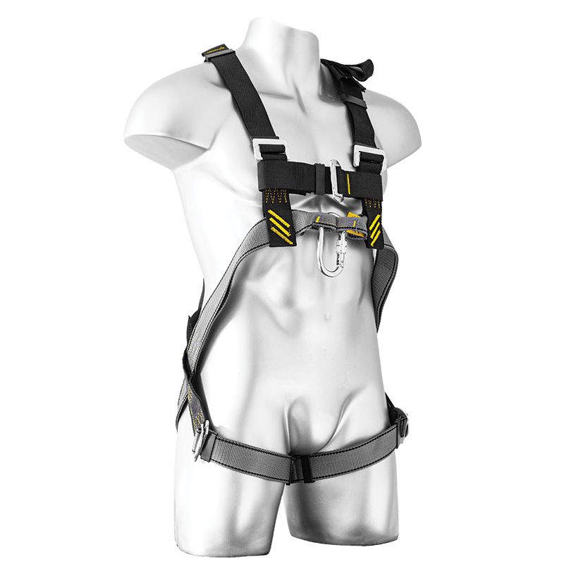 Zero Utilitys Fall Arrest Harness with Standard Buckles