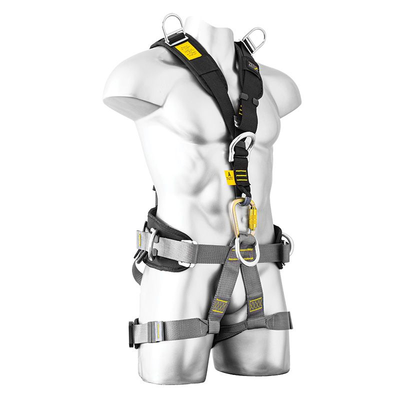 Zero Works Abseil/Rescue Harness Fall Arrest And Suspension Harness