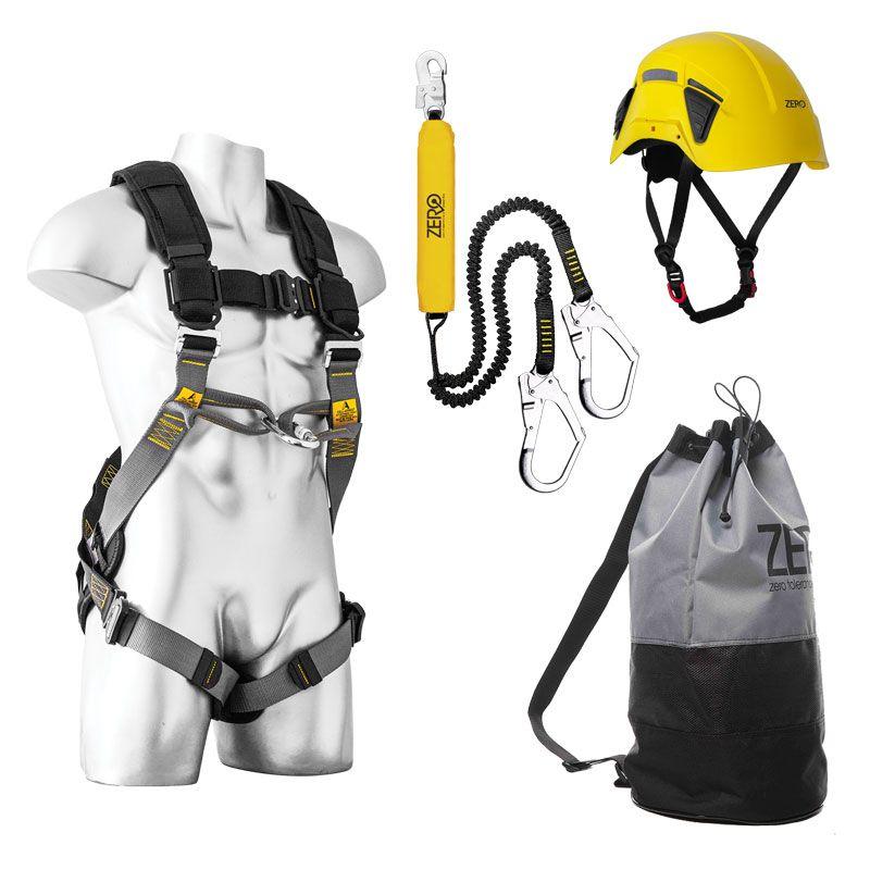Zero Plus Scaffolders Harness Kit