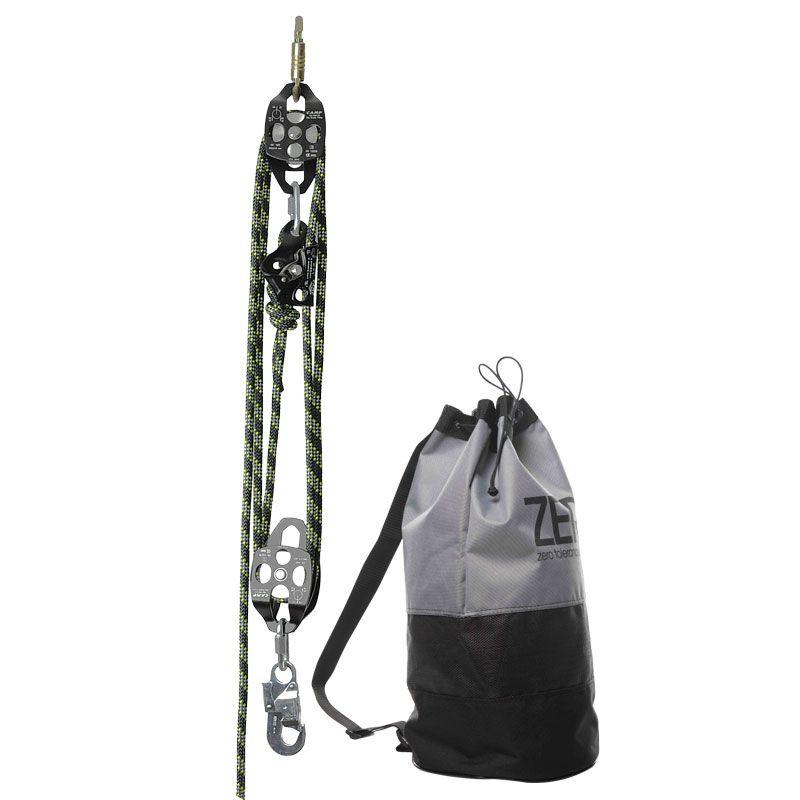 Zero Boa Rescue Block And Tackle (11mm Rope)