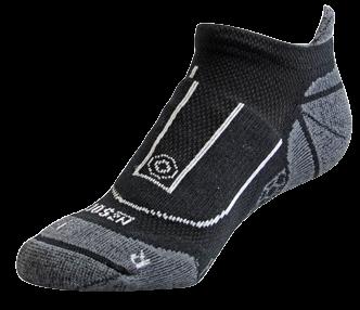 NZ Sock Company E01 Unisex Coolmax Performance Tec Low Cut Socks