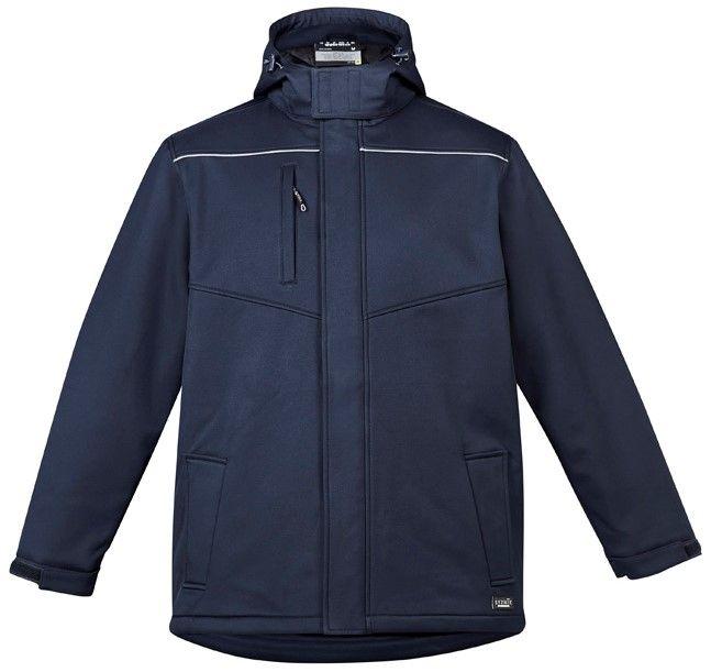 Syzmik Unisex Antarctic Softshell Taped Jacket