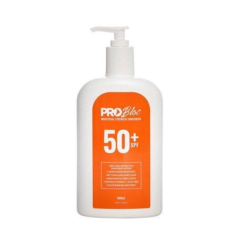 Prochoice PROBLOC SPF50+ Sunscreen Pump Bottle 500ml