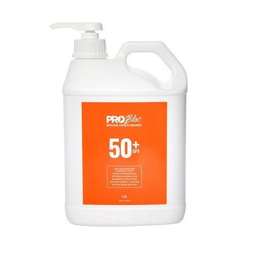 Prochoice PROBLOC SPF50+ Sunscreen Pump Bottle 2.5L