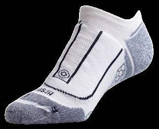 NZ Sock Company E04 Unisex Coolmax Performance Tec Invisible Socks