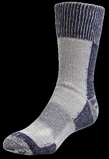 NZ Sock Company F012 Mens Merino Extreme Boot Socks
