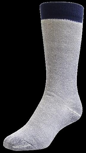 NZ Sock Company F613 Mens Outdoor Fleck Terry Socks