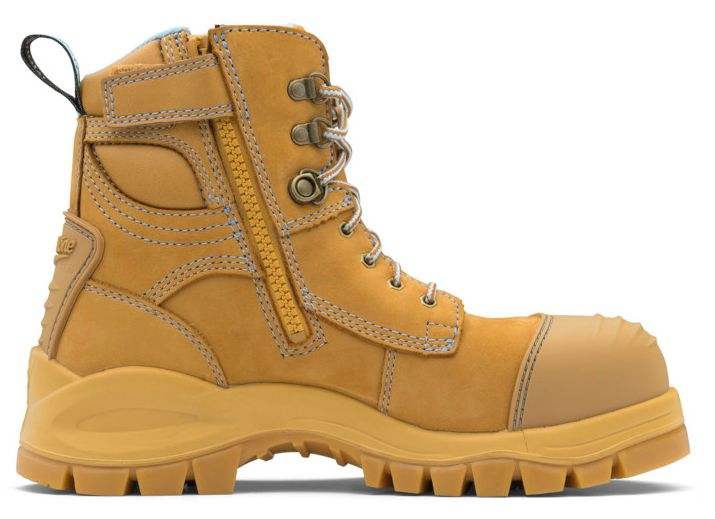 Blundstone 892 Ladies Lace-up Side Zip Boot