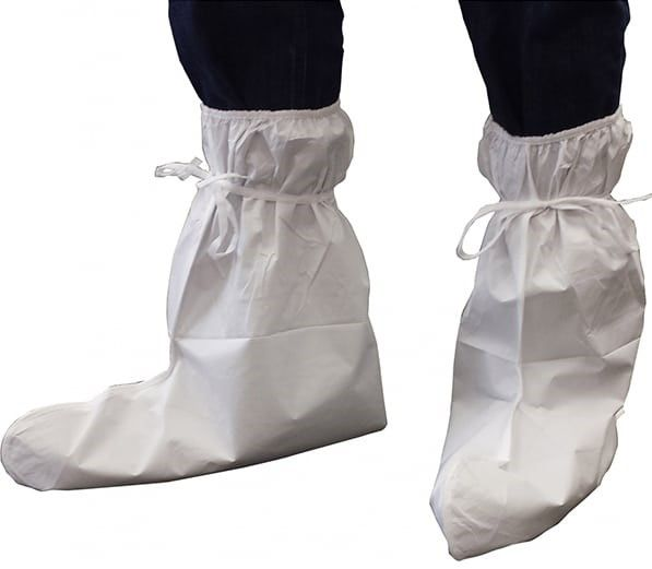Sureshield Microporous Boot Covers Pack 100