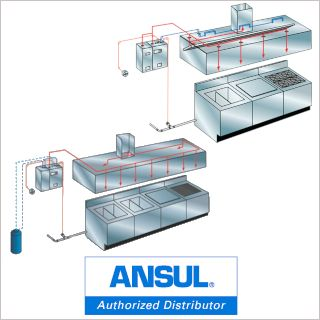 ANSUL KITCHEN SYSTEMS
