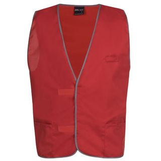 RED HEAD WARDEN VEST