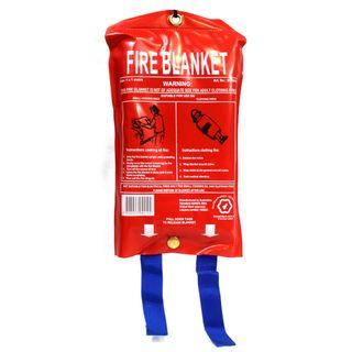 FIRE BLANKET 1000x1000