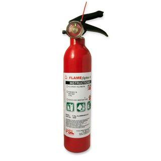 ABE 0.3KG FIRE EXT C/W BRKT