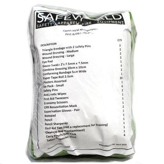 1-5 PERSON FIRST AID MULTI KIT