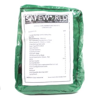 LONE WORKER FIRST AID KIT CUST