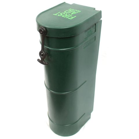 FE CAB POLY GREEN 9L WATER